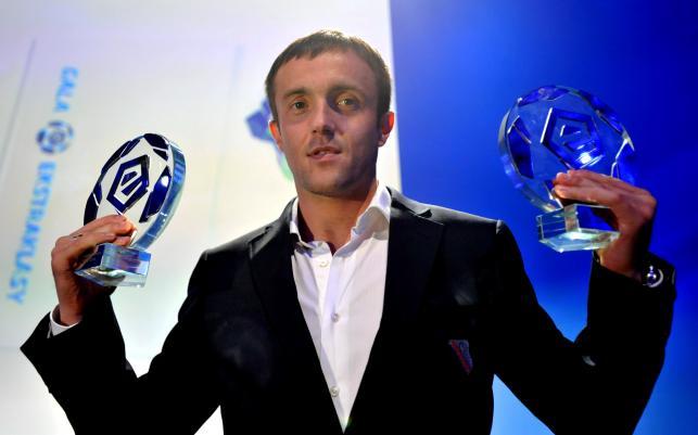 T-Mobile Ekstraklasa: Radovic piłkarzem sezonu. Zobacz, kto dostał nagrody