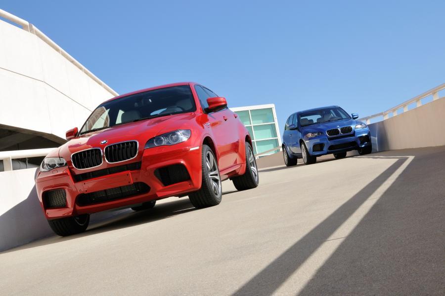 BMW X6 M i X5 M