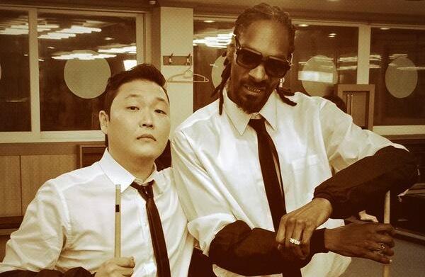 PSY i Snoop Dogg w klipie \