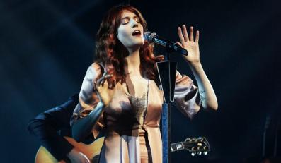Florence nie gra jeszcze nowych piosenek