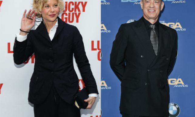 Tom Hanks i Meg Ryan znowu razem [ZDJĘCIA]