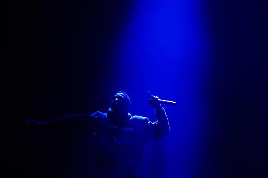 Earl Sweatshirt na Open'er Festival 2014