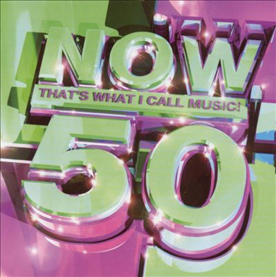 "9. Various Artists – ""Now 50"""