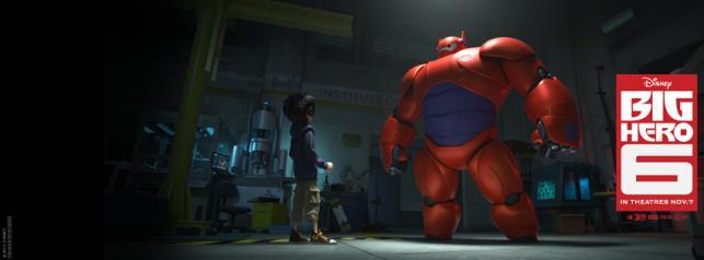 """""""Wielka Szóstka"""" –wspólne dziecko Disney'a i Marvela"""