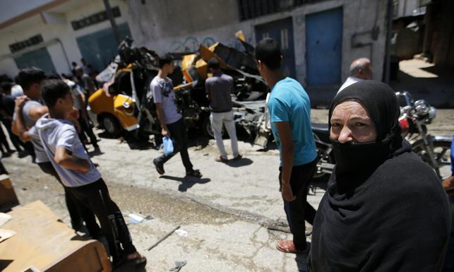 Izraelska Armia Ostrzelała Plażę W Strefie Gazy. Zginęło 4