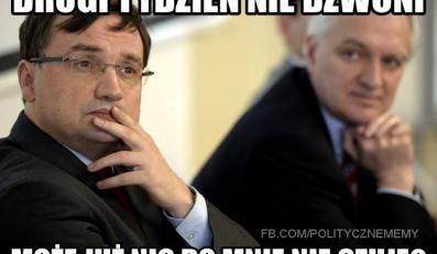 mem / źródło: Facebook/Polityczne memy