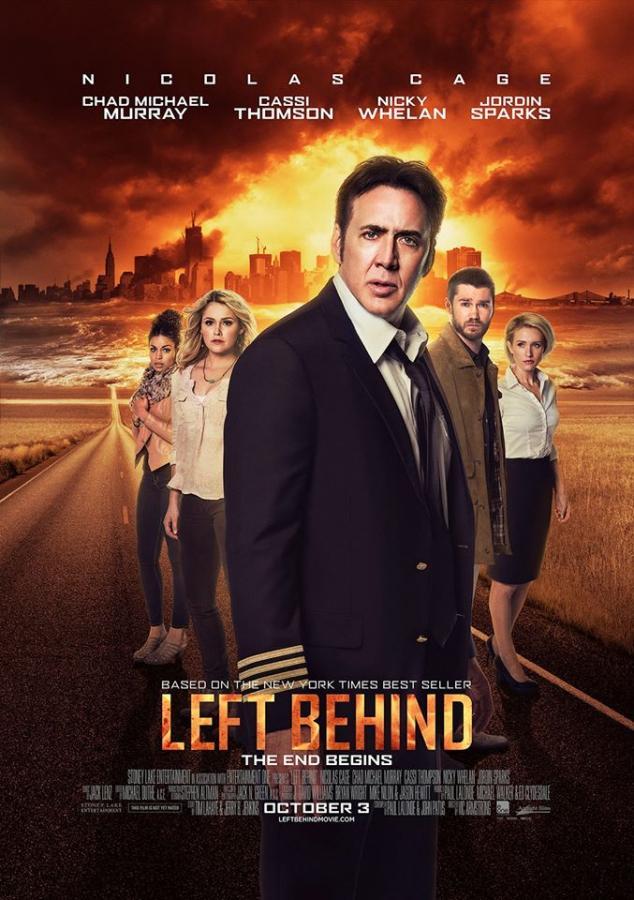 """Premiera """"Left Behind"""" w USA zapowiedziana została na 3 października"""