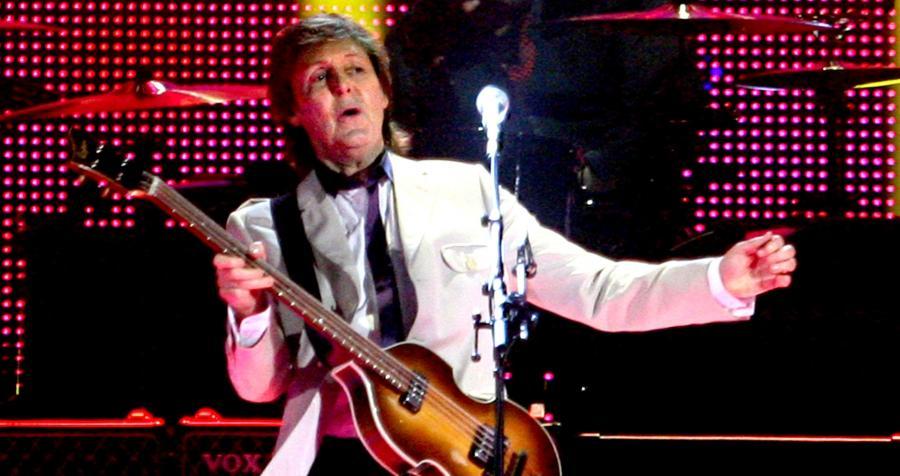 Po kłopotach zdrowotnych Paul McCartney wrócił do pracy