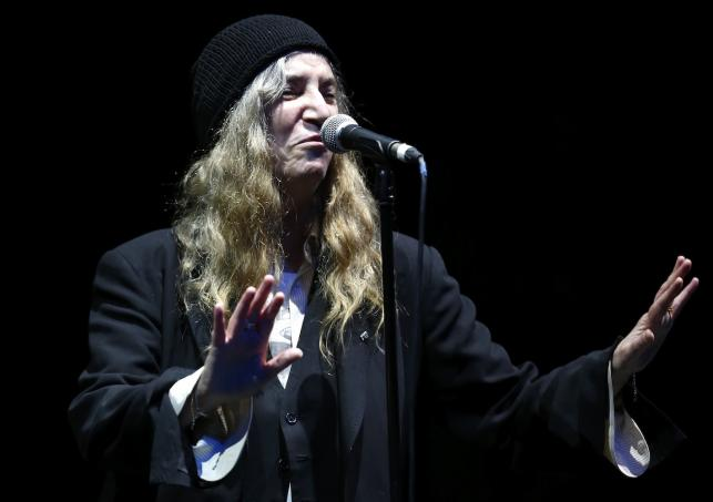Patti Smith – poetka punk rocka