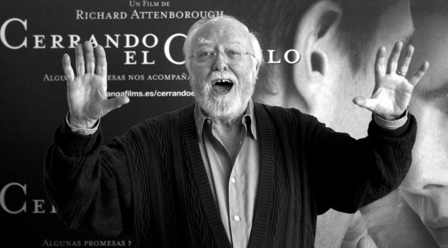 Richard Attenborough (1923 – 2014)