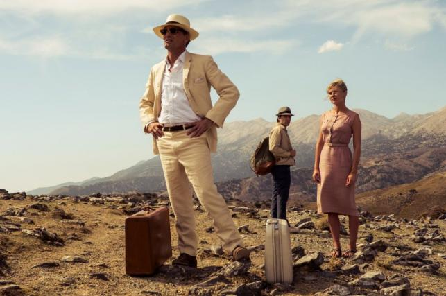 "Viggo Mortensen, Kirsten Dunst i Oscar Isaac w filmie ""Rozgrywka"""