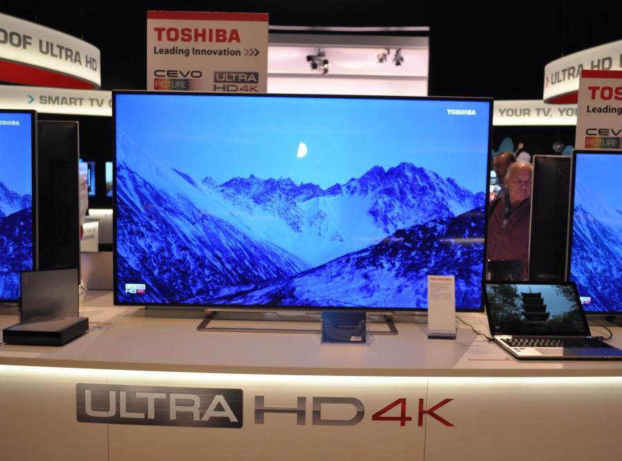 Toshiba 4K