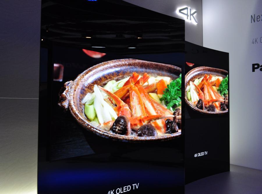 4K OLED Panasonic