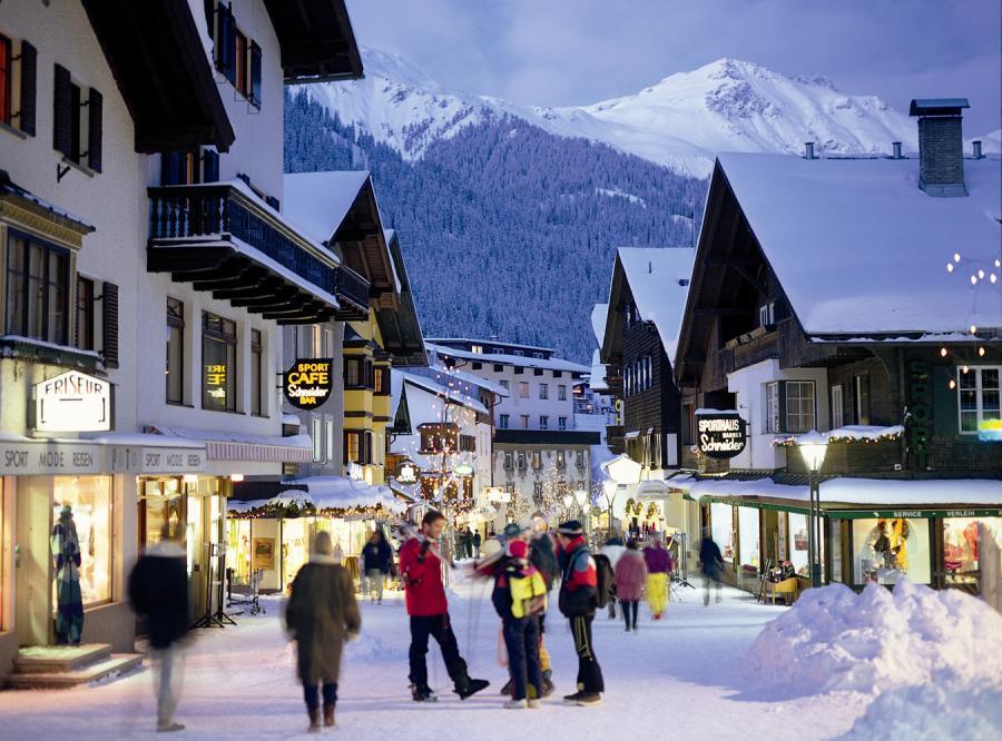 Atrakcje w Arlberg