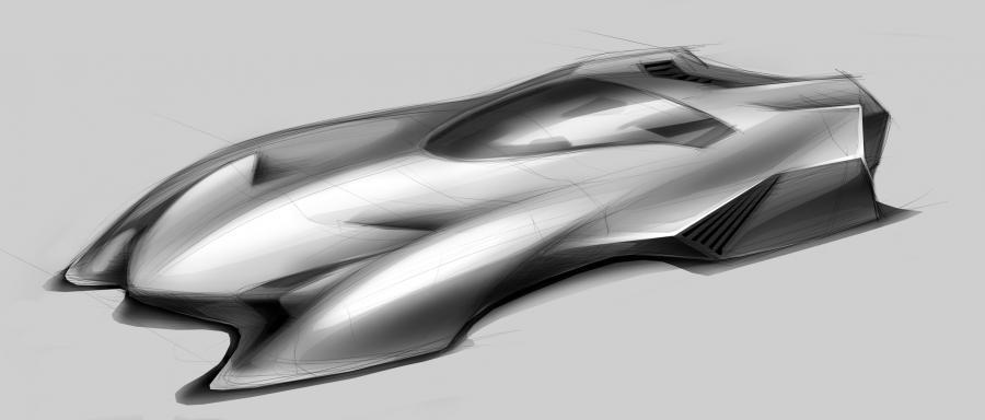 Tajemniczy Chevrolet przyszłości i inne cuda