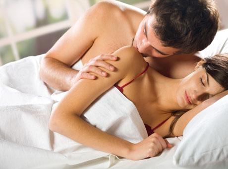 Seks jest najlepszym środkiem nasennym