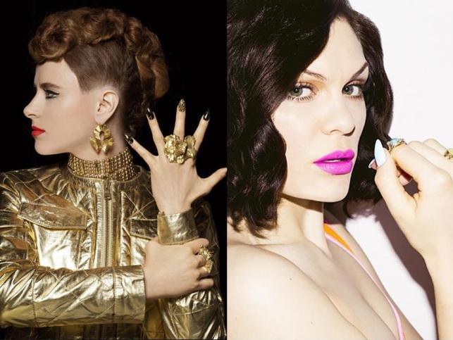 Jessie J kontra Kiesza –różne odcienie parkietu