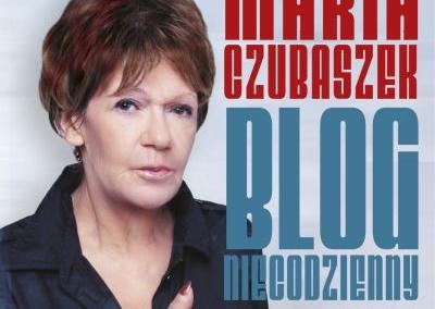 okładka książki Marii Czubaszek \