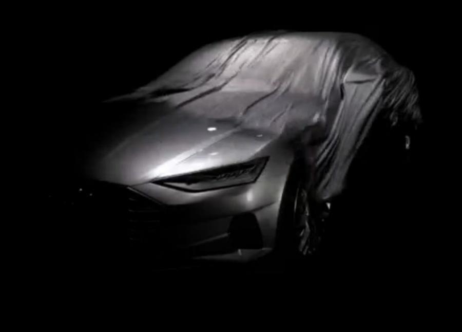 Nowa stylistyka Audi