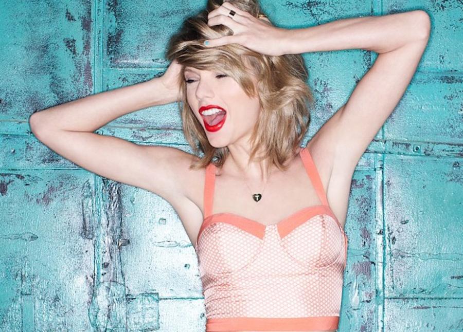 Taylor Swift dojrzała przez Nowy Jork