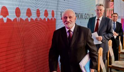 Kazimierz Czaplicki, Stefan Jaworski, Andrzej Kisielewicz