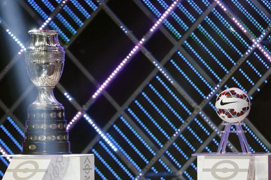 Trofeum Copa America