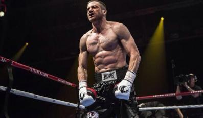 Jake Gyllenhaal jest bokserem