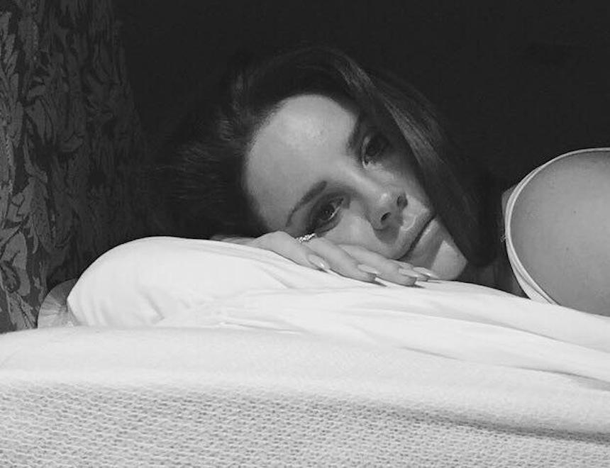 Lana Del Rey pracuje nad kolejnym albumem
