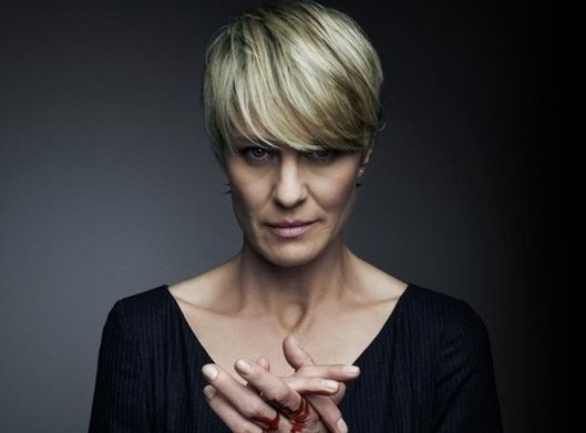 """Robin Wright w """"House of Cards"""""""