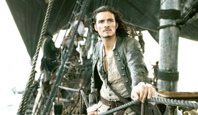 """Orlando Bloom zasugerował, że kolejna część """"Piratów…"""" może być restartem serii"""