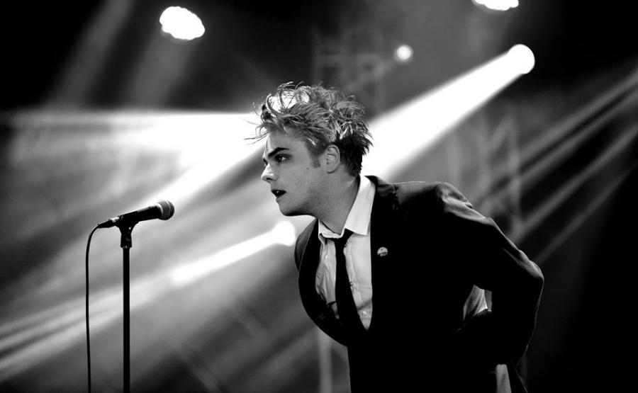 Gerard Way szykuje soulową płytę