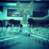 Sala ślubna Eltona Johna i Davida Furnisha