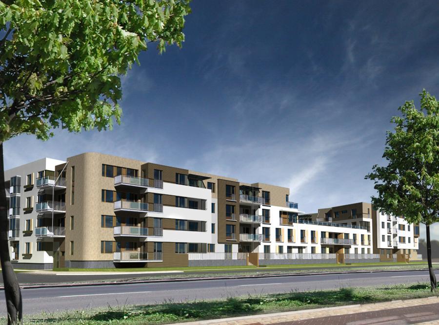 W nowych budynkach Miasteczka Wilanów znajdzie się ponad 700 mieszkań