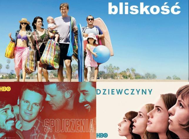 Komediowe seriale HBO