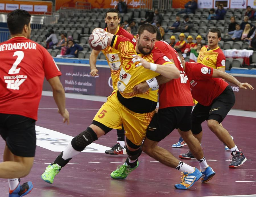 Macedonia - Iran