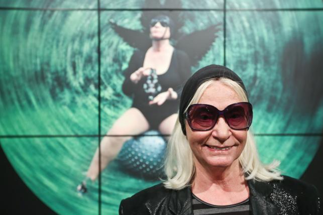 "Wystawa ""Natalia LL. Secretum et Tremor"""