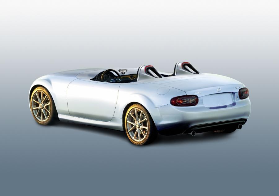 Superlekka Mazda - pierwsze zdjęcia!