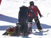 Koszmarny upadek na alpejskich MŚ w Beaver Creek. Ondrej Bank opuścił trasę na noszach