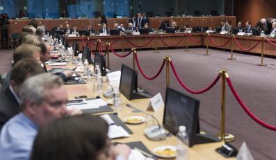Spotkanie eurogrupy w sprawie Grecji