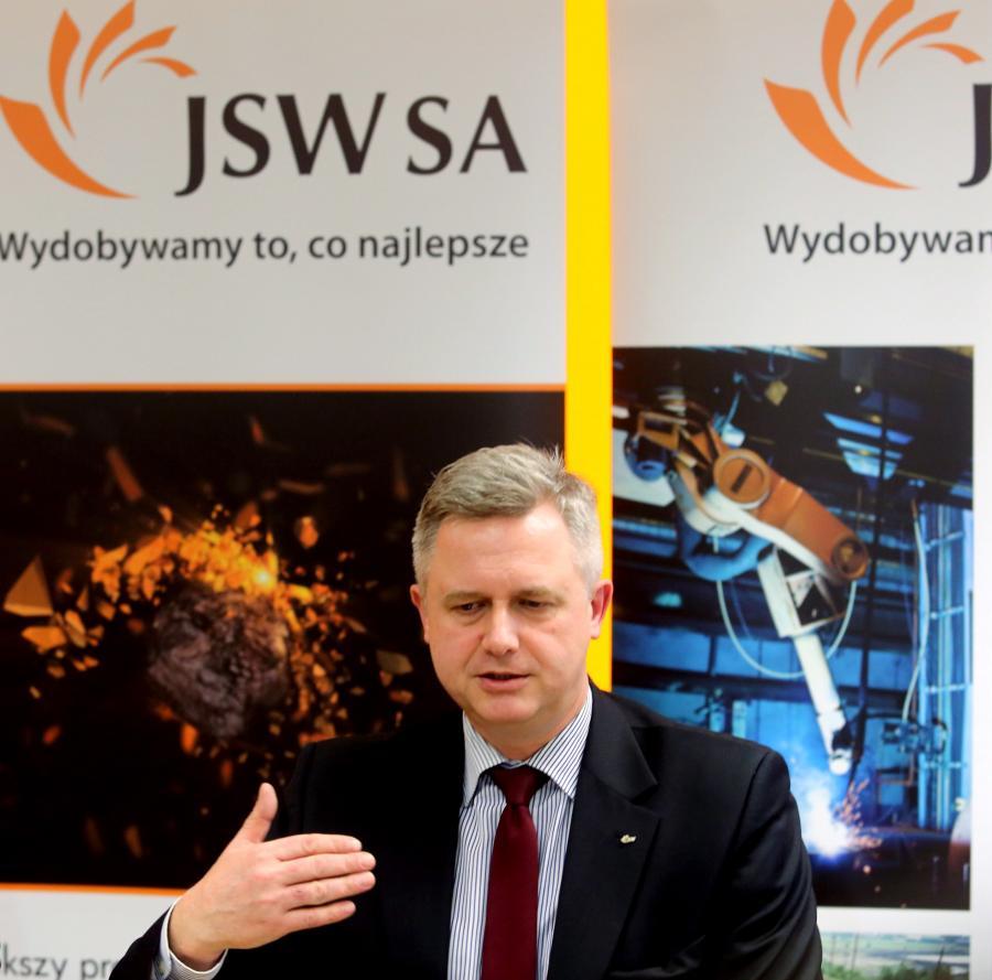 Jarosław Zagórowski, były prezes JSW