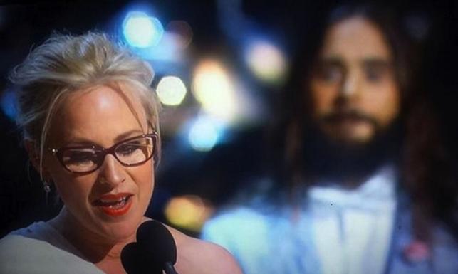 Jared Leto już nie wygląda jak Jezus. Czy komuś jest teraz łyso?