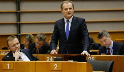 Szef Rady Europejskiej, Donald Tusk