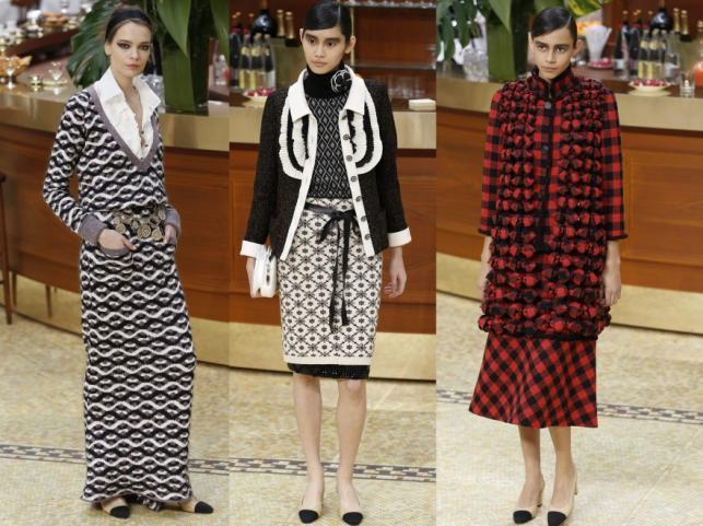 Pokaz kolekcji Chanel jesień/zima 2015/2016