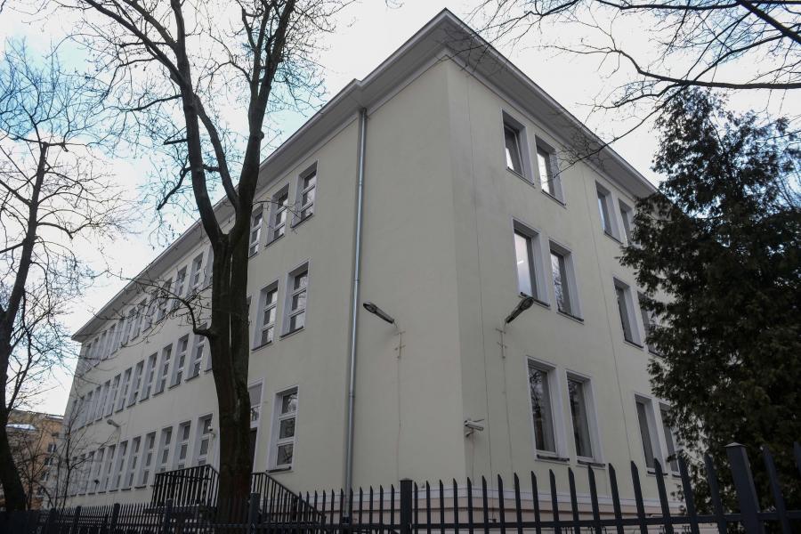 BUDYNKI, ZA KTÓRE ROSJA NIE PŁACI CZYNSZU: Warszawa, ul. Kielecka 45