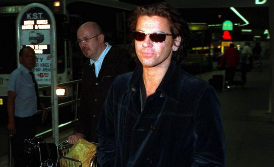 Michael Hutchence (1960 – 1997