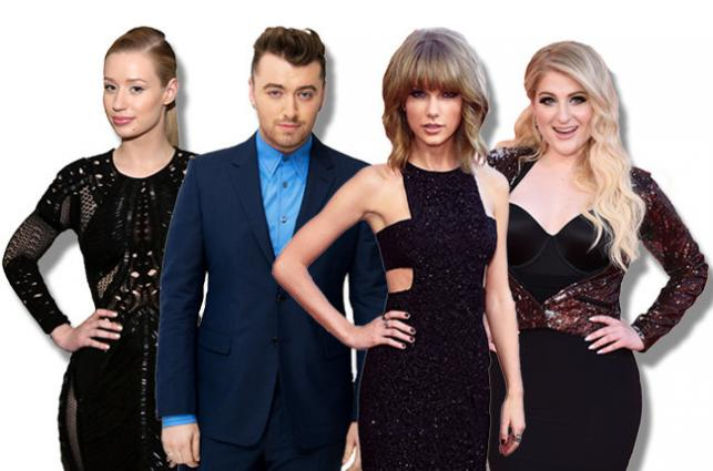 Dla kogo Billboard Music Awards 2015?