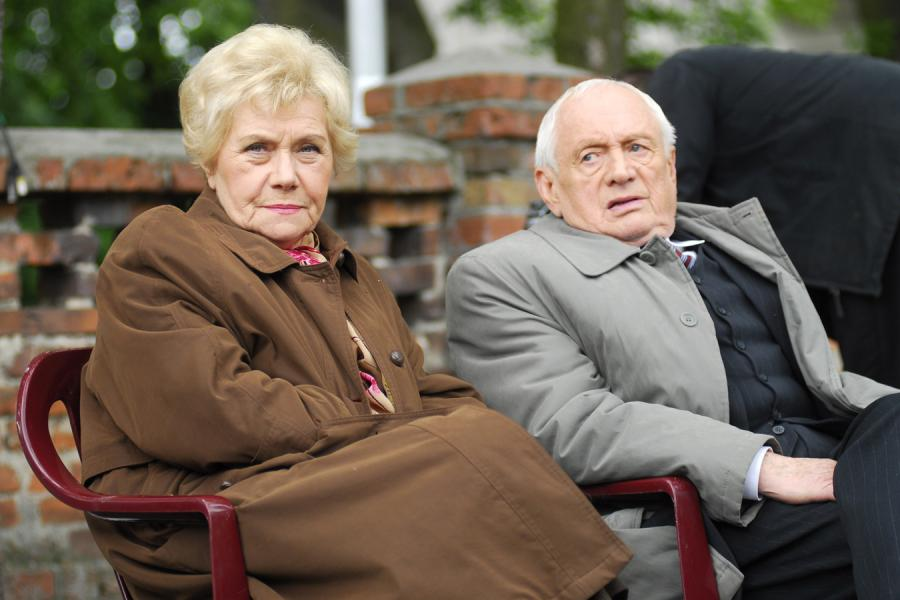 Teresa Lipowska i Witold Pyrkosz w \