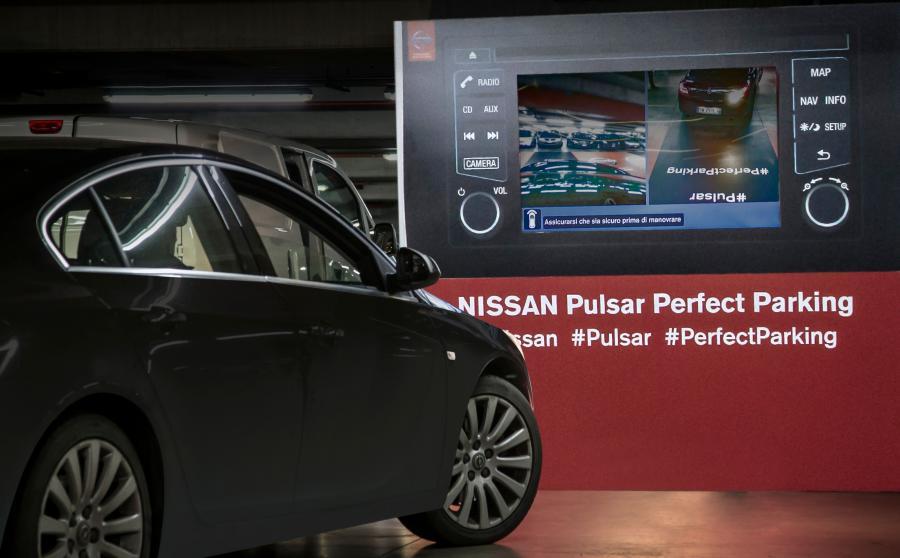 Nissan sprawdził, kto najgorzej parkuje samochody