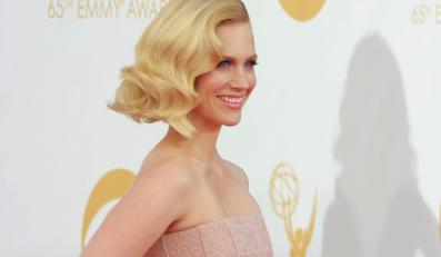 January Jones jest fanką New Kids on the Block