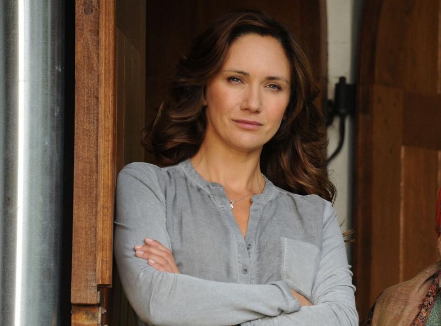 Ilona Ostrowska w serialu \